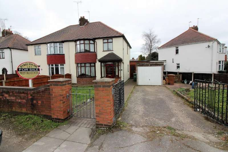 3 Bedrooms Semi Detached House for sale in Wesley Road, Willenhall