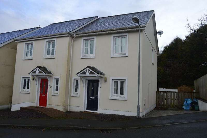 2 Bedrooms House for rent in Carmarthen, Foelgastell