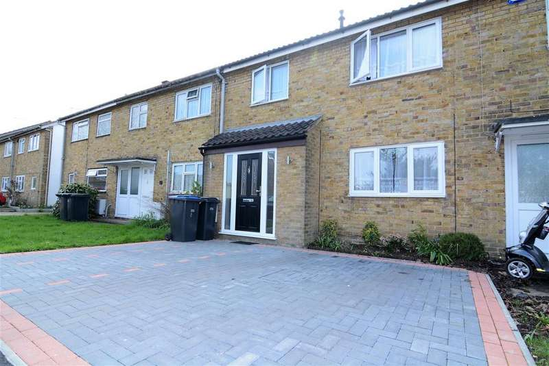 3 Bedrooms House for sale in Spencers Croft, Harlow