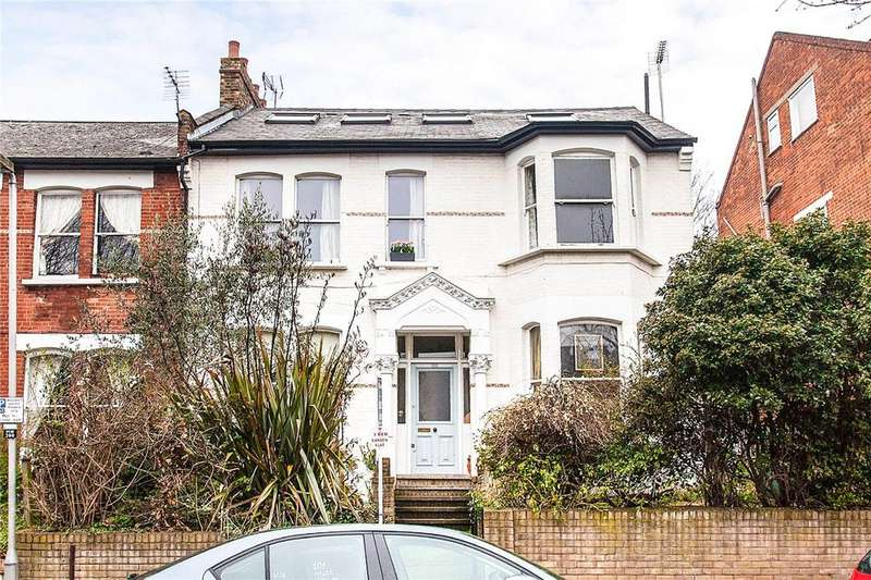 3 Bedrooms Flat for sale in Mount View Road, London, N4