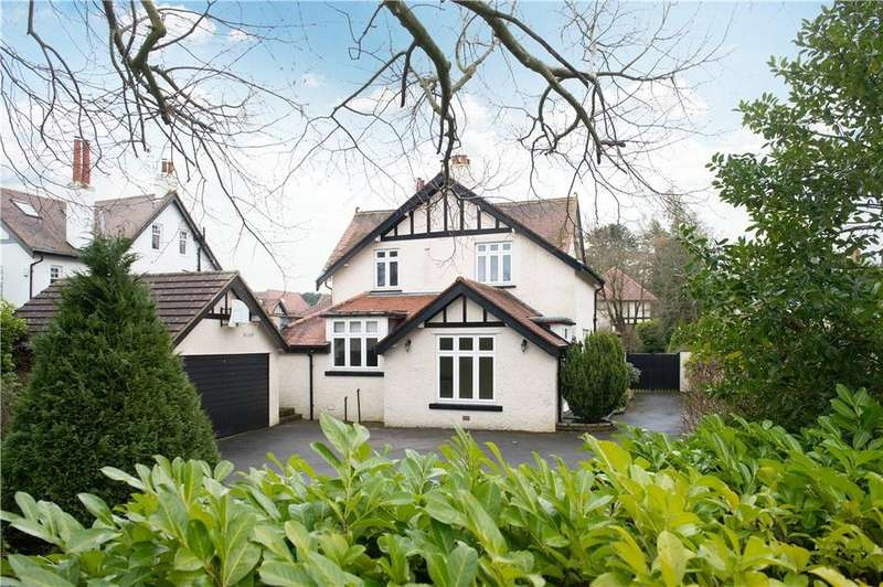 5 Bedrooms Detached House for sale in Rutland Drive, Harrogate, North Yorkshire, HG1