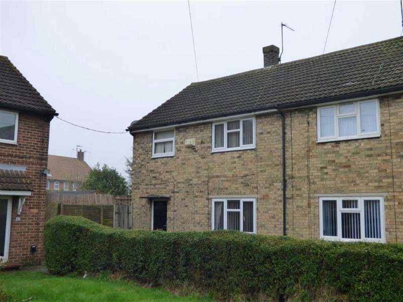 3 Bedrooms Semi Detached House for sale in Wadebridge Grove, Hull, East Yorkshire, HU9