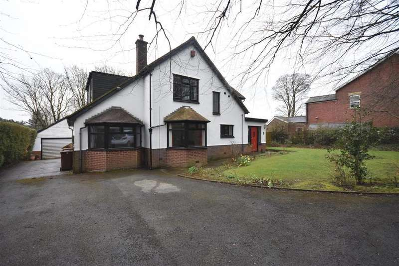 4 Bedrooms Detached House for sale in Preston Road, Clayton-Le-Woods, Chorley