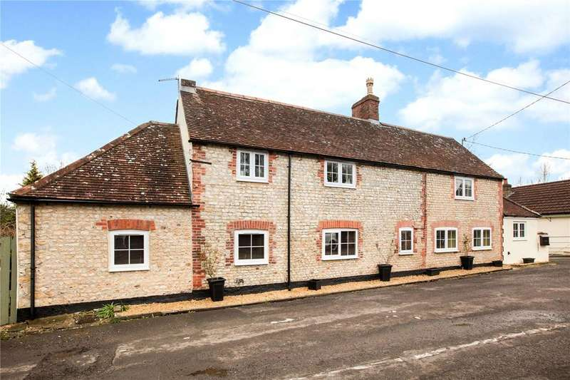 4 Bedrooms Detached House for sale in Crockerton, Warminster, Wiltshire