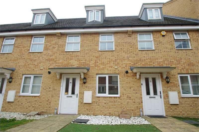 3 Bedrooms Town House for sale in Williamson Road, WATFORD, Hertfordshire