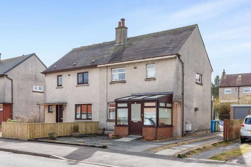 2 Bedrooms Semi-detached Villa House for sale in 22 Fairweather Place, Newton Mearns, G77 6BX