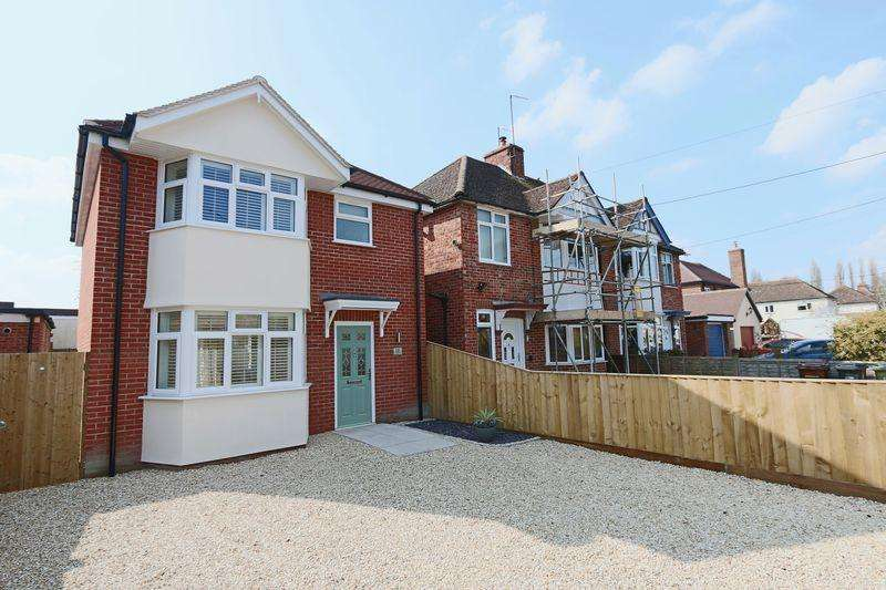 2 Bedrooms Detached House for rent in Sherwood Road, Didcot