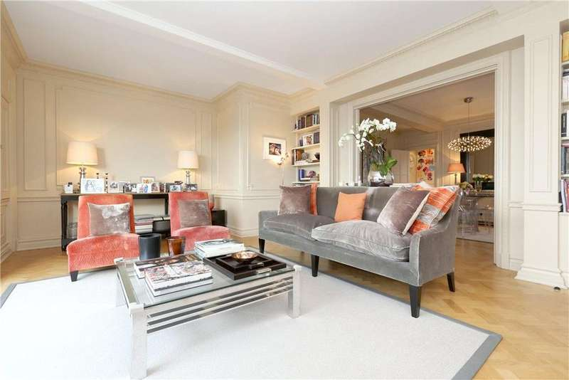 2 Bedrooms Penthouse Flat for sale in Mansfield Street, Marylebone, London, W1G
