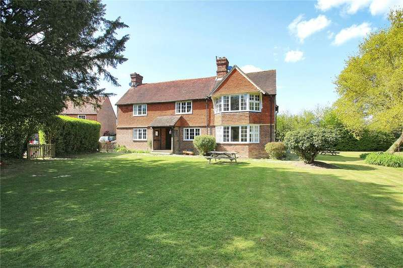 5 Bedrooms Detached House for sale in Kings Toll Road, Pembury, Tunbridge Wells, Kent, TN2