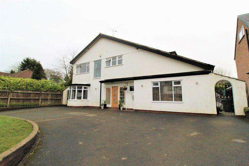 4 Bedrooms House for sale in The Paddock, Heswall