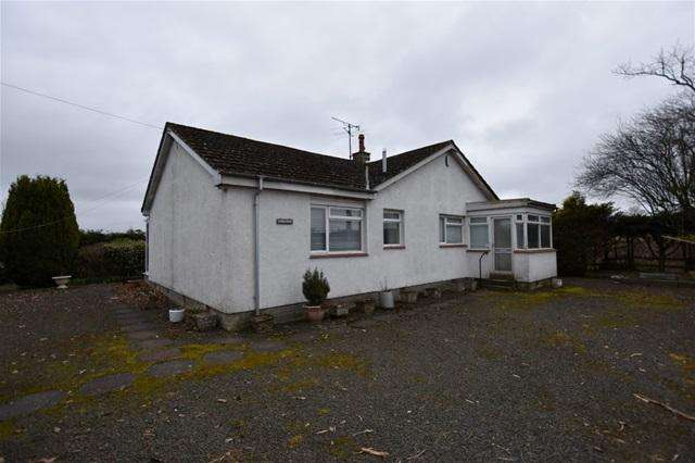 2 Bedrooms Detached Bungalow for sale in Whitelea Road, Burrelton, Coupar Angus