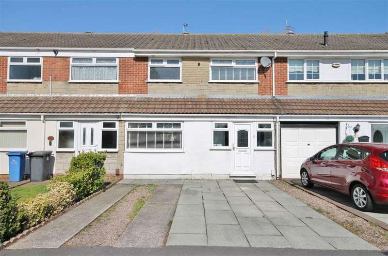 3 Bedrooms Town House for sale in Tabley Avenue, Widnes, WA8 7PQ