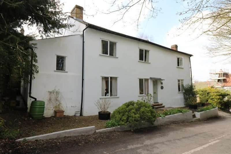 4 Bedrooms Detached House for sale in Anstey, Herts