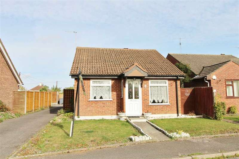 2 Bedrooms Bungalow for sale in Trinity Close, Kesgrave