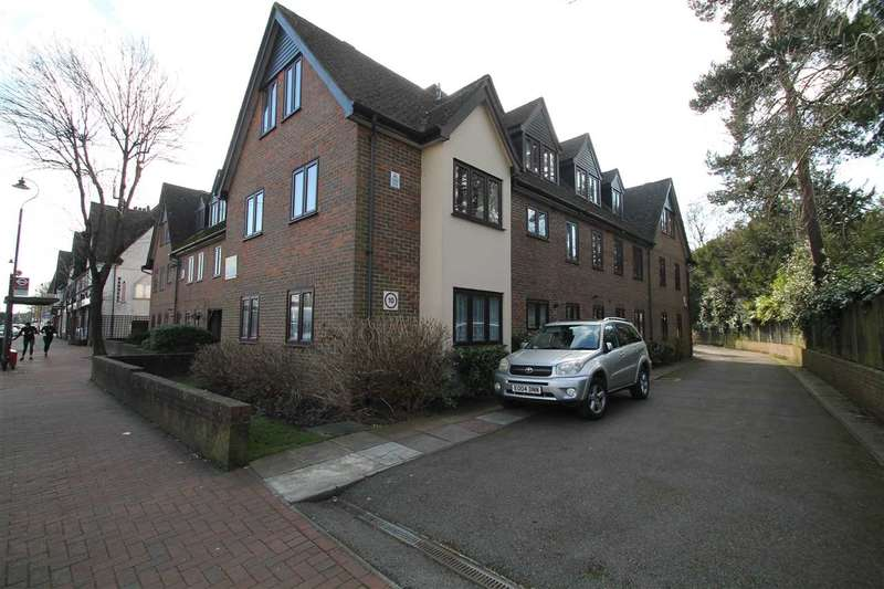 2 Bedrooms Apartment Flat for sale in Coulsdon Road