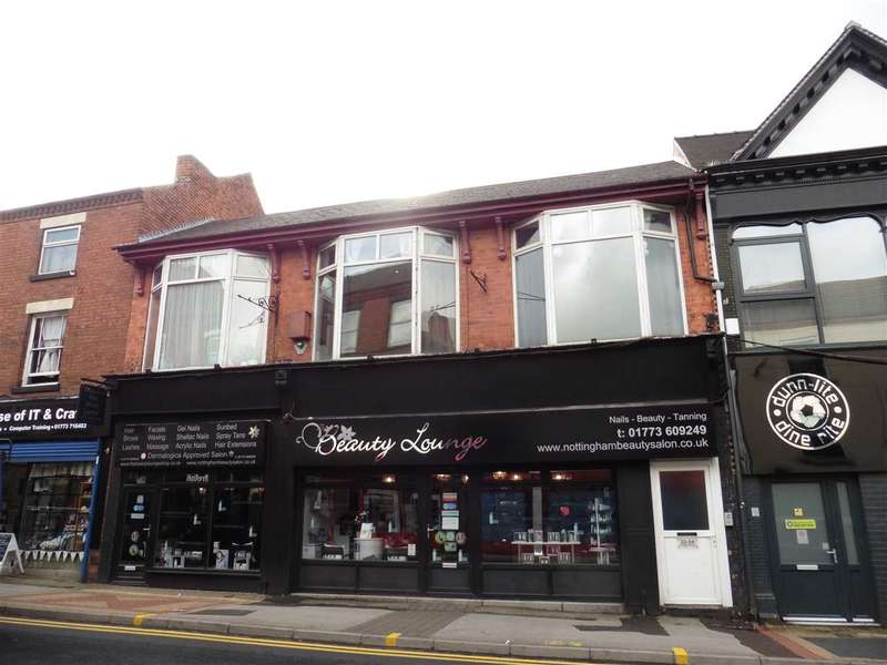 1 Bedroom Apartment Flat for sale in Nottingham Road, Eastwood, Nottingham