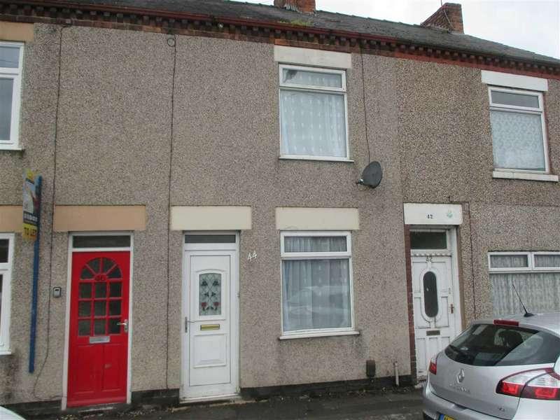 2 Bedrooms Terraced House for sale in Main Road, Jacksdale, Nottingham