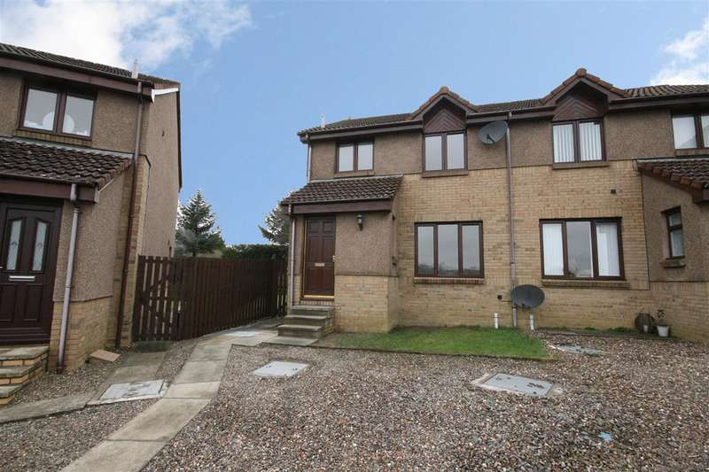 3 Bedrooms Semi Detached House for sale in Epworth Gardens, Falkirk