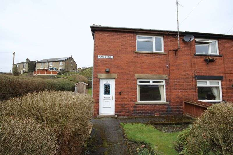 2 Bedrooms Property for sale in John Street Whitworth, Rochdale