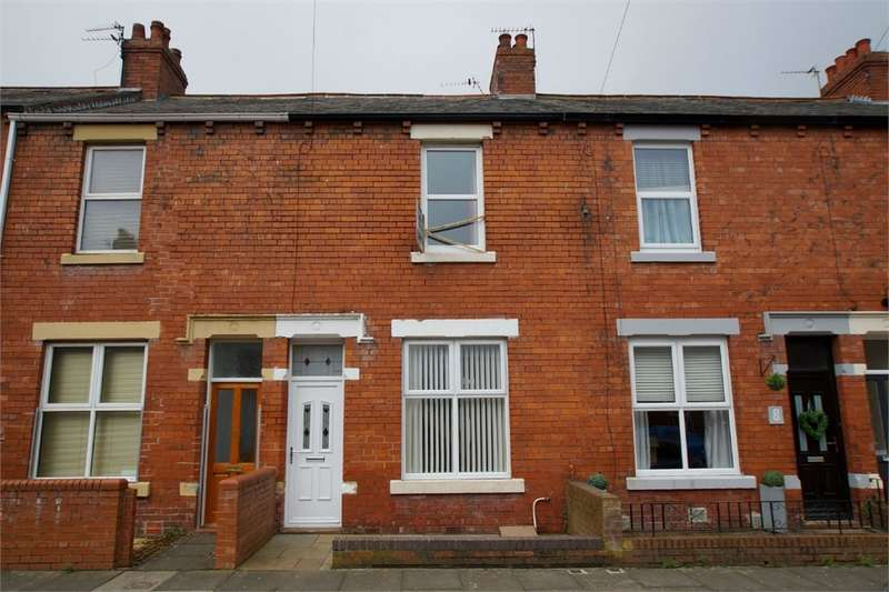 2 Bedrooms Terraced House for sale in CA1 2AZ Grace Street, Off Warwick Road, Carlisle, Cumbria