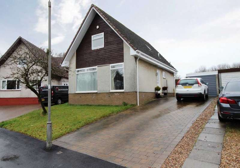 4 Bedrooms Detached Villa House for sale in Berl Avenue, Houston, Renfrewshire, PA6 7JJ