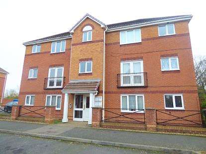 2 Bedrooms Flat for sale in Alverley Road, Radford, Coventry, West Midlands