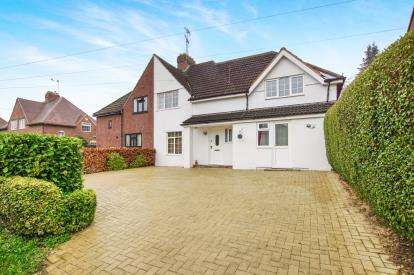 3 Bedrooms Semi Detached House for sale in Uley Road, Dursley, Gloucestershire, .