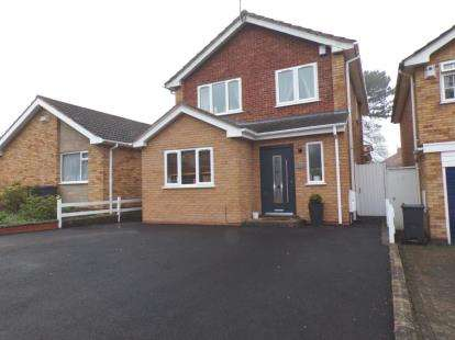 3 Bedrooms Detached House for sale in Leabrook, Yardley, Birmingham