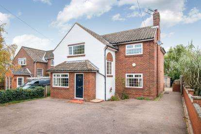 4 Bedrooms Detached House for sale in Old Catton, Norwich, Norfolk