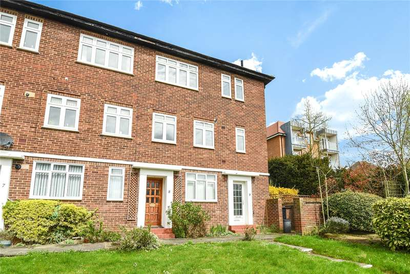 2 Bedrooms Maisonette Flat for sale in Cervantes Court, Northwood, Middlesex, HA6