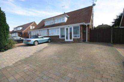 3 Bedrooms Bungalow for sale in Wadhurst Avenue, Luton, Bedfordshire