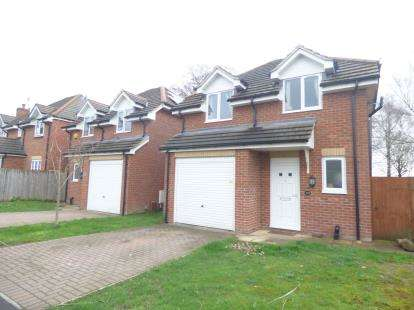 4 Bedrooms Detached House for sale in Cowplain, Waterlooville, Hampshire