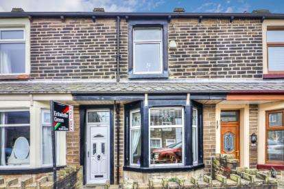 2 Bedrooms Terraced House for sale in Briercliffe Road, Burnley, Lancashire, BB10