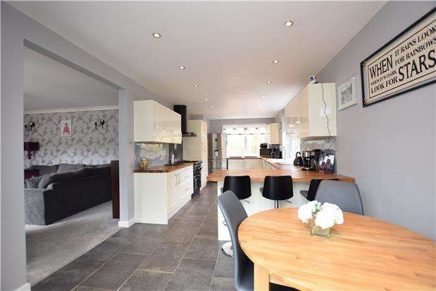 4 Bedrooms Detached House for sale in Breaches, Cherwell Road, Keynsham, BRISTOL, BS31 1QU