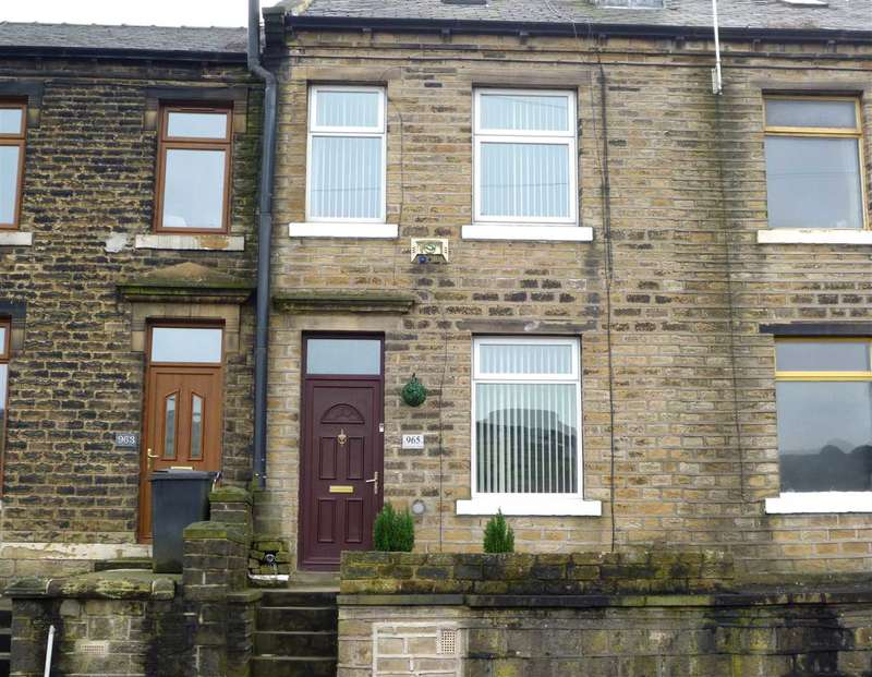 3 Bedrooms Terraced House for sale in Manchester Road, Linthwaite, Huddersfield