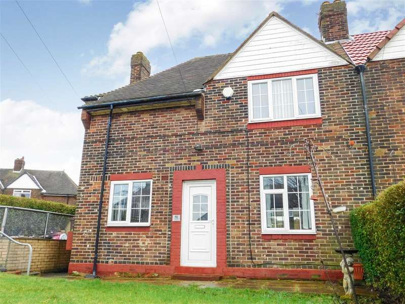 3 Bedrooms Semi Detached House for sale in Woollin Avenue, Tingley, Wakefield