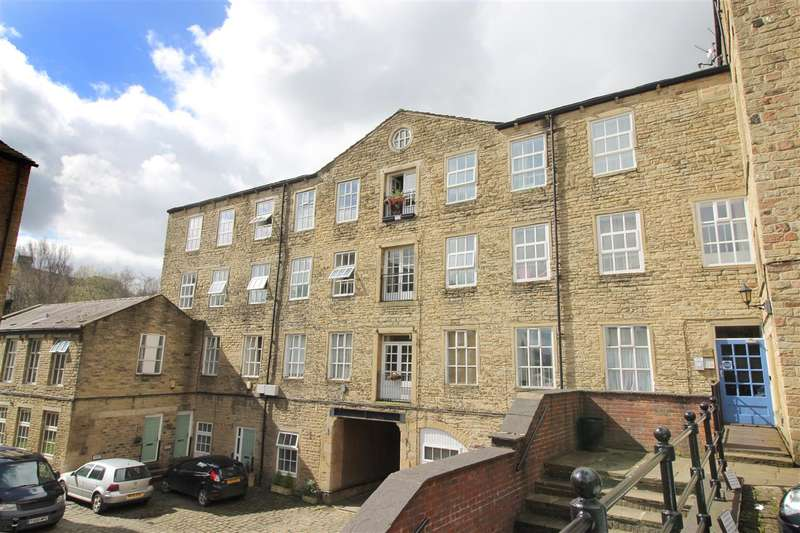 2 Bedrooms Apartment Flat for sale in Greenups Mill, Sowerby Bridge, Halifax