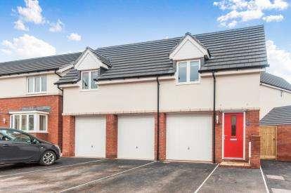 2 Bedrooms Detached House for sale in Cranbrook, Devon