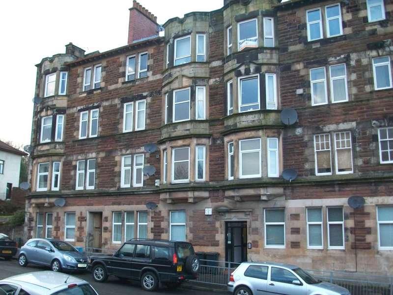 2 Bedrooms Flat for rent in Graham Street, Barrhead