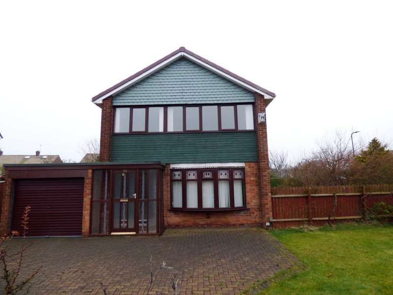 3 Bedrooms Detached House for sale in Malvern Avenue, Redcar