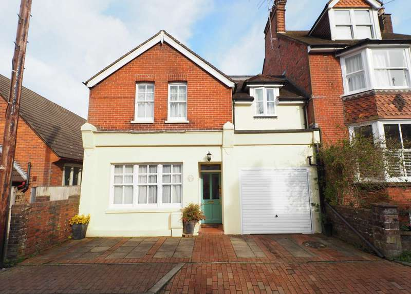 5 Bedrooms Town House for sale in Talbot Terrace, Lewes