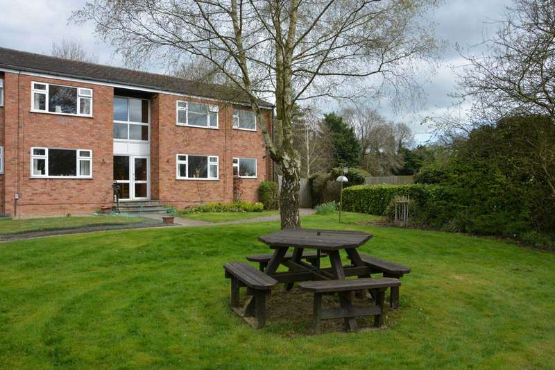 2 Bedrooms Flat for sale in Rankine Close, Rugby