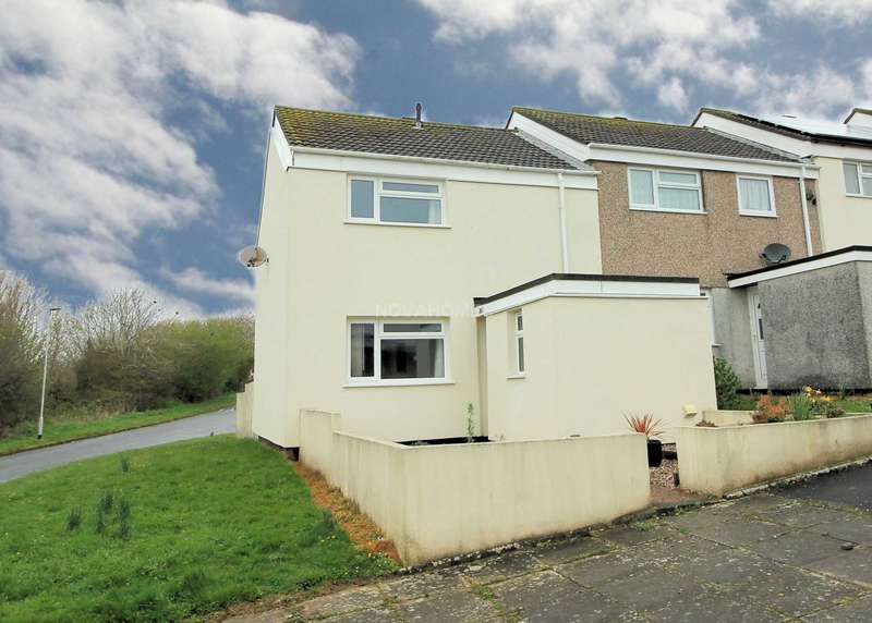 2 Bedrooms End Of Terrace House for sale in Thurlestone Walk, Leigham, PL6 8QJ