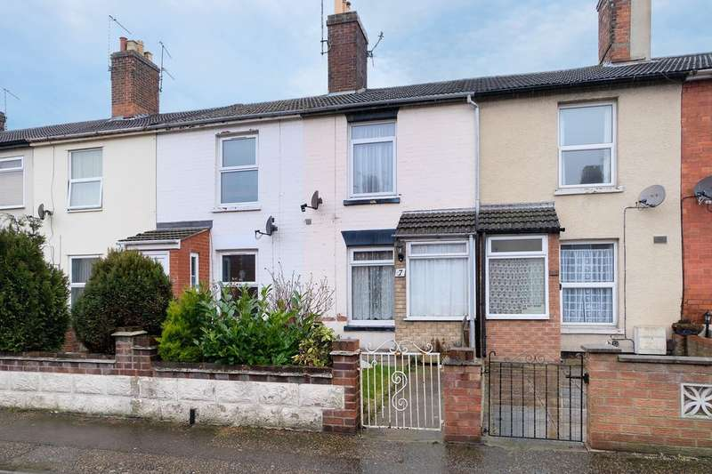 2 Bedrooms Terraced House for sale in Garfield Road, Great Yarmouth