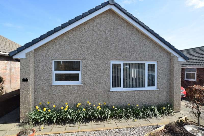 3 Bedrooms Detached Bungalow for sale in Skiddaw Gardens, Barrow-in-Furness, Cumbria, LA14 4LZ