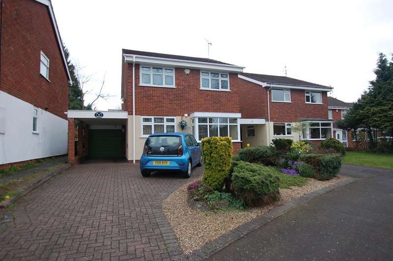 4 Bedrooms Detached House for sale in Ibstock Drive, Stourbridge, DY8 1NW