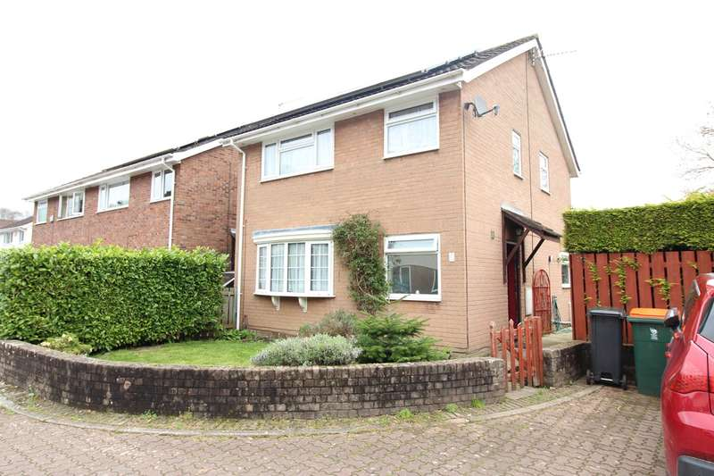4 Bedrooms Detached House for sale in Pine Grove, St Brides Wentlooge, Newport, NP10