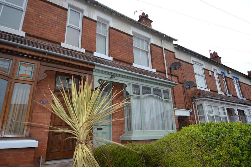 3 Bedrooms Terraced House for sale in Springfield Road, Moseley, Birmingham, B13