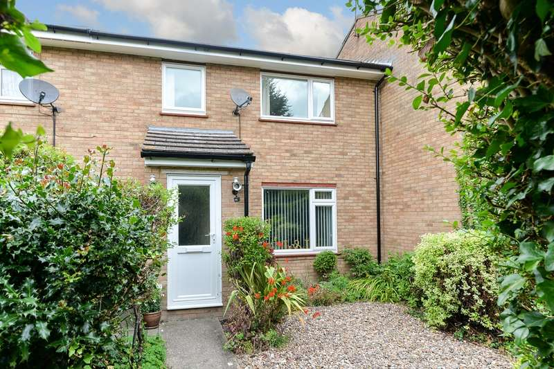 3 Bedrooms Terraced House for sale in Park Close, Bassingbourn, Bassingbourn, SG8