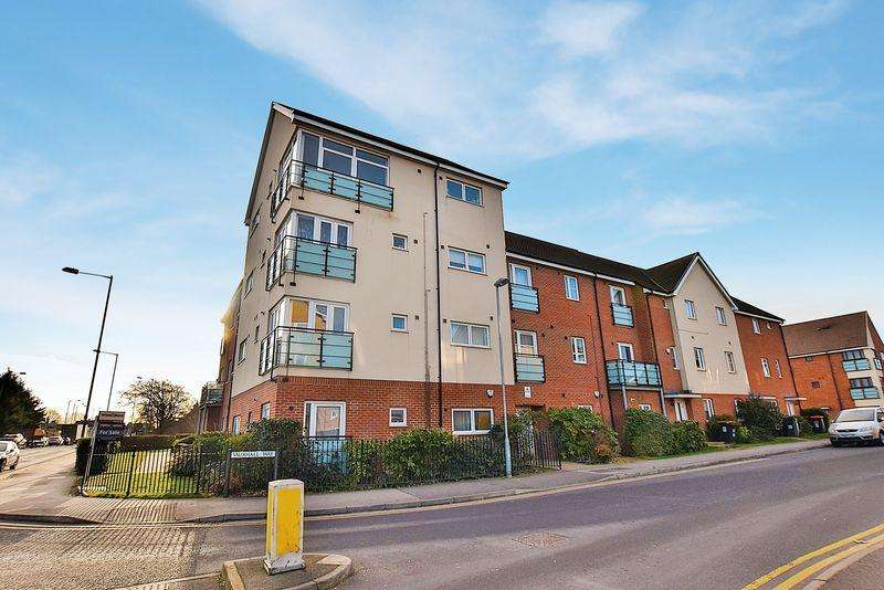 2 Bedrooms Apartment Flat for sale in Vauxhall Way, Dunstable
